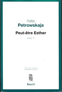 petrowskaja esther